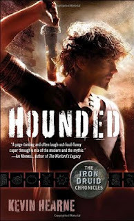Hounded, Iron Druid, Kevin Hearne
