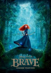 Brave-Merida-Poster