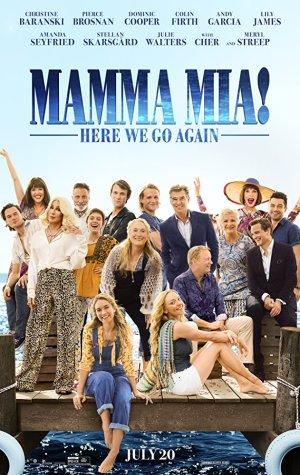 Mamma Mia 2018 review