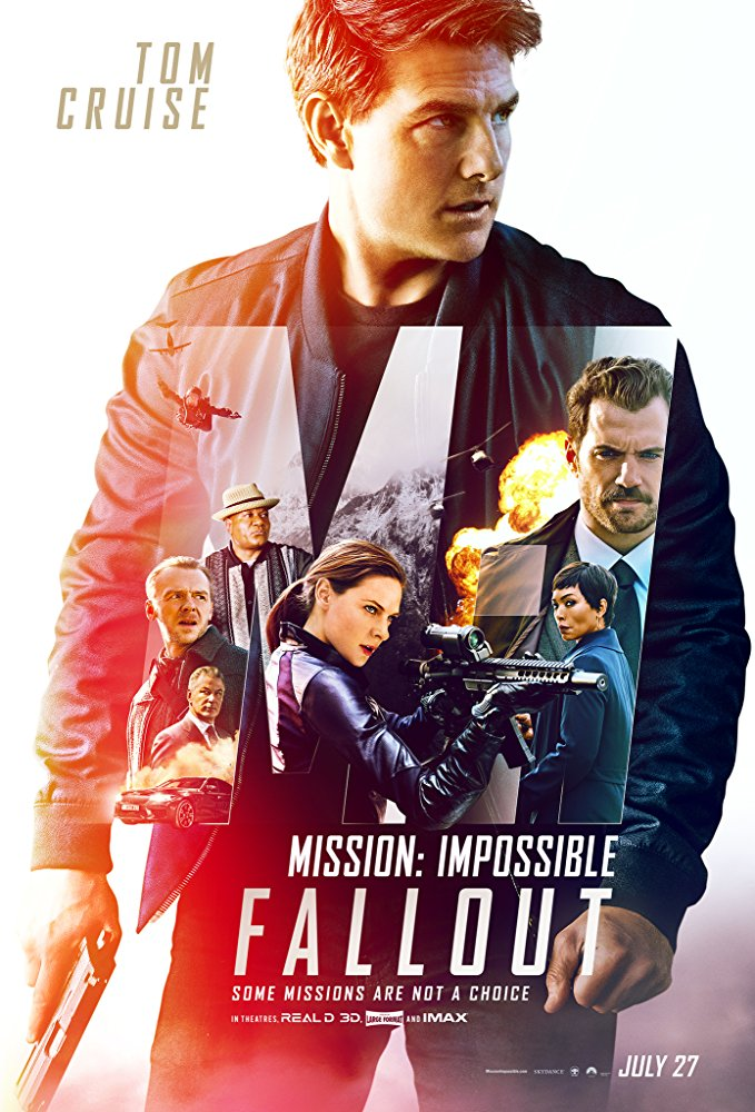 Mission Impossible Fallout book review