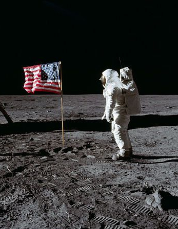 Buzz Aldrin Apollo 11 Moon landing